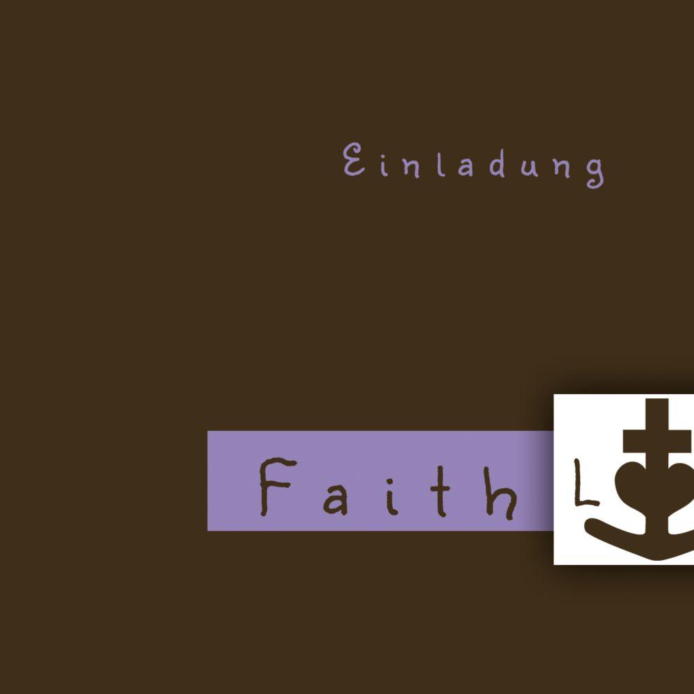Ansicht 4 - Taufe faith love hope