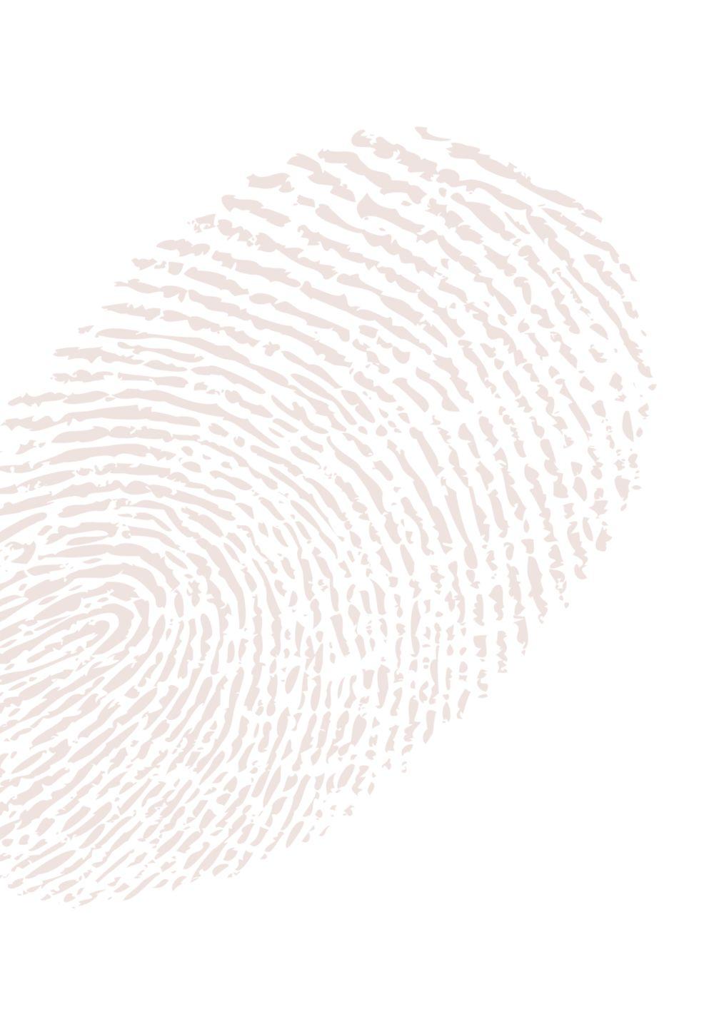 Ansicht 4 - Hochzeit Einladung fingerprint